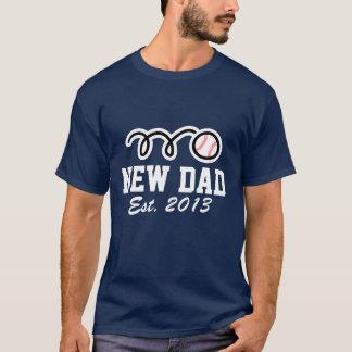 New dad t shirt | established 2013