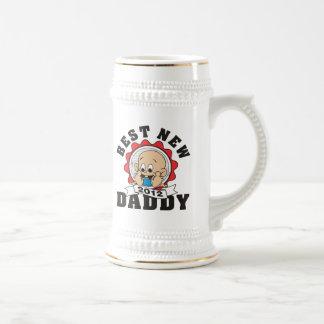 New Daddy 2012 Mugs