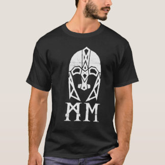 NEW Dark Viking Helmet T-Shirt