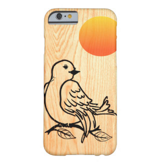 New Dawn on wood Barely There iPhone 6 Case