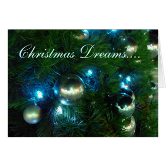 New Day Gardens Christmas Dreams Card