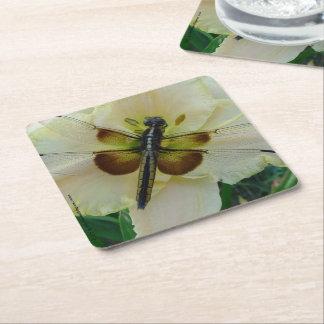 New Day Gardens Daylily & Dragonfly Coaster
