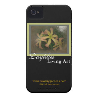 New Day Gardens iPhone Case Daylily Living Art SF