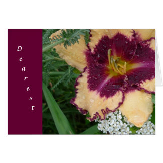 New Day Gardens Valentine- More Than Daylilies Card