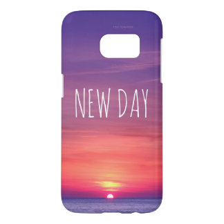 """New Day"" Samsung Galaxy S7 Case"