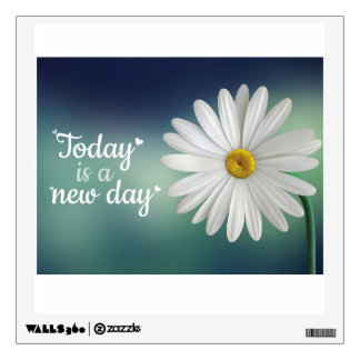 New day Wall art Wall Decal