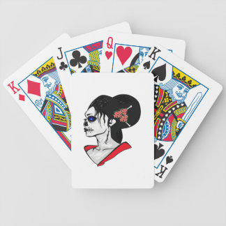 NEW DIRECTION BICYCLE PLAYING CARDS