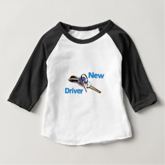 New Driver Baby T-Shirt
