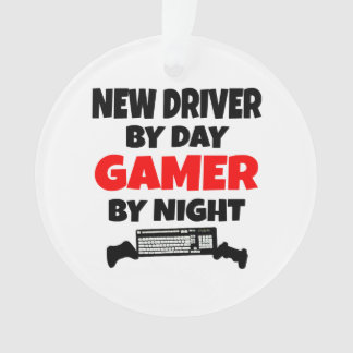 New Driver by Day Gamer by Night