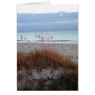 New Dunes Card