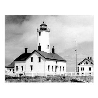 New Dungeness Lighthouse Postcard