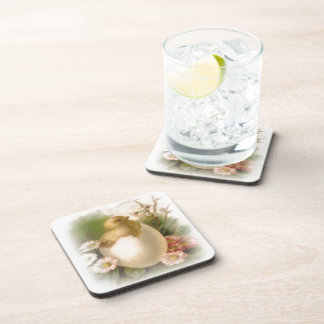 New Easter Chick Coaster