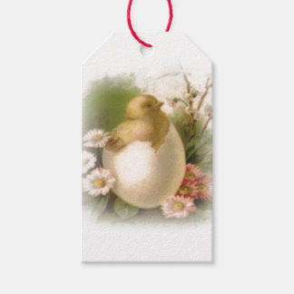 New Easter Chick Gift Tags