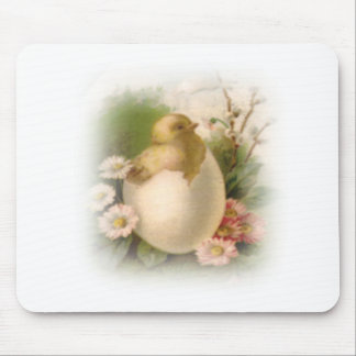 New Easter Chick Mouse Pad