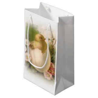 New Easter Chick Small Gift Bag