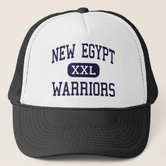 New Egypt - Warriors - High - New Egypt New Jersey Trucker Hat