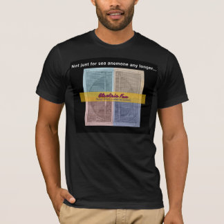 NEW! Electric Fan T-shirt: Sea Anemone Edition!! T-Shirt