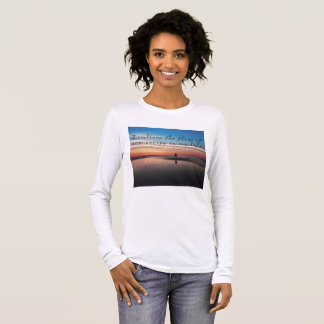 New Energy In My Life by Positive Affirmations Long Sleeve T-Shirt