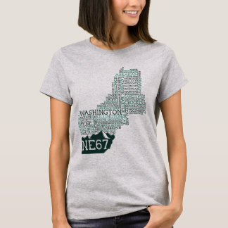 New England 67 Women's T-Shirt