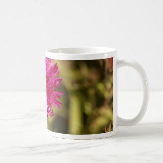 New England aster (Symphyotrichum novae angliae) Coffee Mug