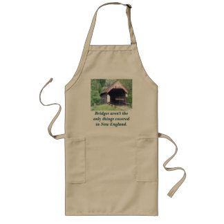 New England Covered Bridge Apron