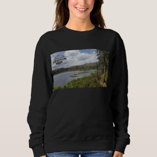 New England Expedition Planning Ladys Sweat Shirt