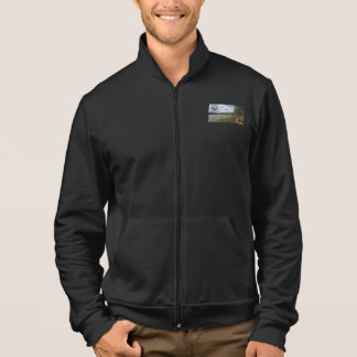 New England Expedition Planning Mens Fleece Jogger Jacket