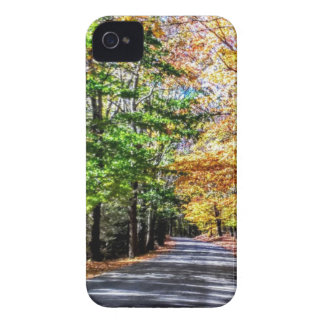 New England Fall iPhone 4 Covers