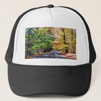 New England Fall Trucker Hat