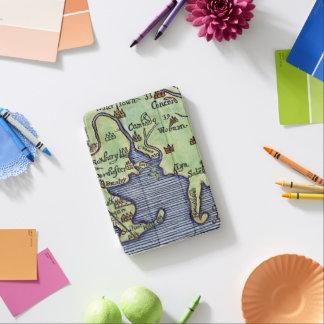 NEW ENGLAND MAP 1677 iPad MINI COVER