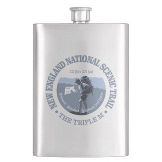 New England NST Hip Flask