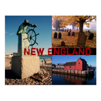 New England Postcard