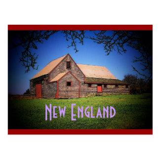 New England Postcard