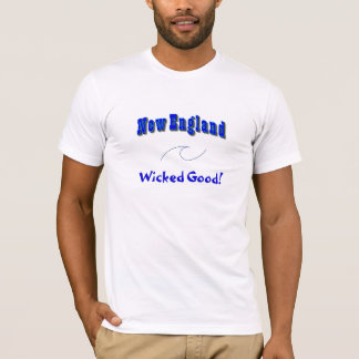 New England - T-Shirt