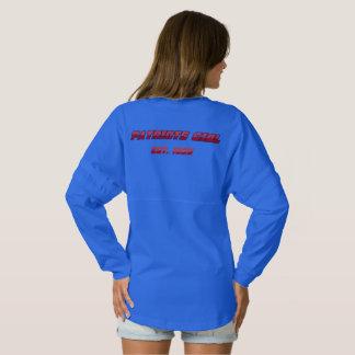New England women's jersey shirt