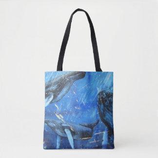 New Englanders Tote Bag
