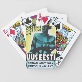New Estonia, Uus Eesti Playing Cards