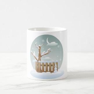 New Fallen Snow Mug
