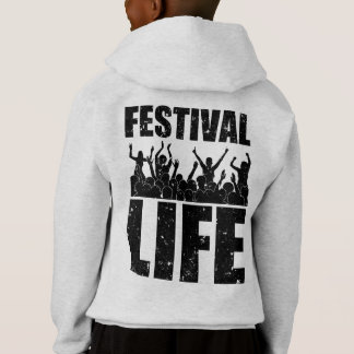 New FESTIVAL LIFE (blk)