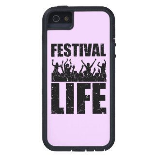 New FESTIVAL LIFE (blk) iPhone 5 Cover