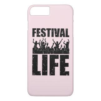 New FESTIVAL LIFE (blk) iPhone 8 Plus/7 Plus Case
