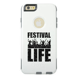 New FESTIVAL LIFE (blk) OtterBox iPhone 6/6s Plus Case