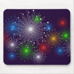 New Fireworks Cute Girly Vector
