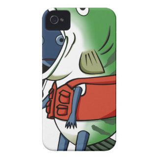 New fisherman English story Kinugawa Tochigi Case-Mate iPhone 4 Cases