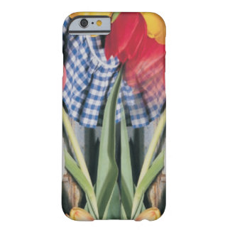 new flower art barely there iPhone 6 case