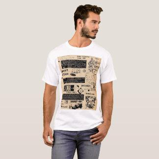 New Fluxus Manifesto T-Shirt