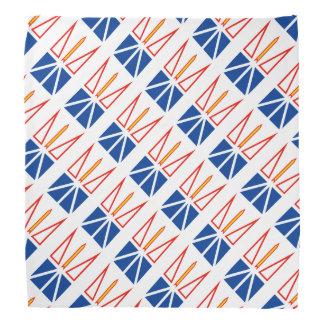 NEW FOUNDLAND Flag Head Kerchief