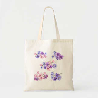 New fresh fashion bags in shop : with floral art