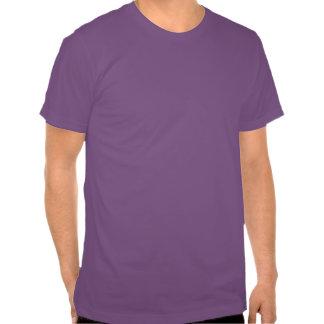 New Funny Hipster Owl Men's Purple T-shirt Gift