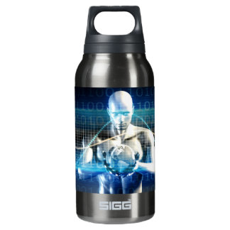 New Future Technology within Palm of Your Hand Insulated Water Bottle